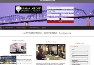 geoff ramsey website