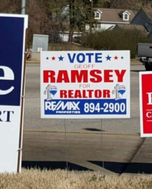 Vote Ramsey