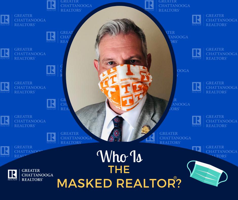 Masked Realtor